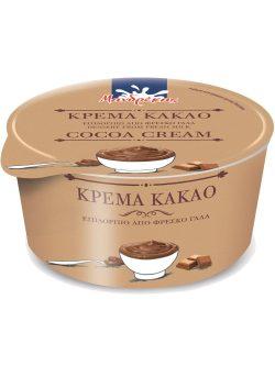 Επιδόρπιο Γάλακτος Κρέμα Κακάο 150gr Μανδρέκας