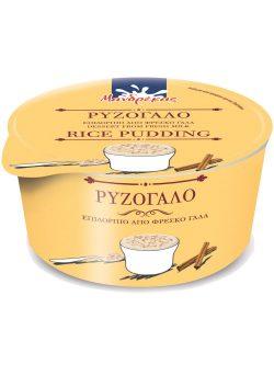 Επιδόρπιο Γάλακτος Ρυζόγαλο 150gr Μανδρέκας