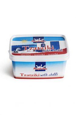 Επιδόρπιο Γιαουρτιού Τζατζίκι με Τσίλι 500gr Μανδρέκας