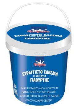 Στραγγιστό Έδεσμα με Καλλιέργεια Γιαούρτης 1kg Μανδρέκας
